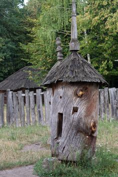 Old Bee hive, Pirogovo Museum