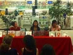 Amira Aranda, Paulina Suárez e Isabel Vázquez presentan la colección 45 RPM.