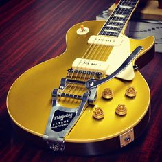 1956 Gibson Les Paul Reissue Gloss with Bigsby