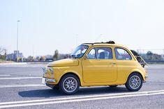 「ルパン三世 カリオストロの城」の世界から飛び出してきたような、日本車の血も混じった1971年式Fiat・500L|GAZOO.com