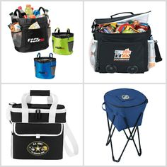 Game Day Coolers from HotRef.com #coolers #gameday Lunch Cooler, Coolers, Promotion, Company Logo, Game, Viajes, Gaming, Toy, Games