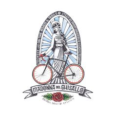 madonna del ghisallo tattoo - Google Search