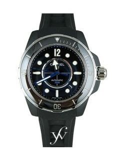 Chanel J12 42mm Marine Automatic [ FinestWatches.com ] #Chanel #watch #design