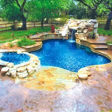 swimming pool designs with waterfalls - Google Search