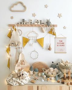 Well, that is what we focus on- the week started with another feverish child and so we all are longing for our well… Playroom Decor, Kids Decor, Nursery Decor, Baby Boy Rooms, Little Girl Rooms, Scandinavian Kids Rooms, Deco Kids, Nursery Inspiration, Kid Spaces
