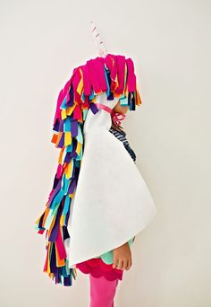 Turn your Halloween into a magical one with these super cute unicorn costume ideas! Whether it's for adults or kids, there's something for everyone here! Clever Halloween Costumes, Diy Halloween Decorations, Diy Costumes, Halloween Kids, Costume Ideas, Halloween Halloween, Vintage Halloween, Halloween Makeup, Childrens Fancy Dress