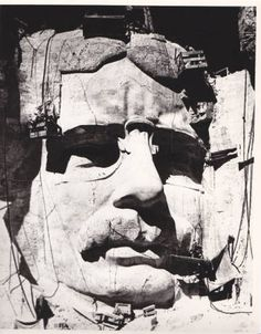 Theodore Roosevelt mustache at Mount Rushmore! President Roosevelt, Theodore Roosevelt, Roosevelt Family, Monte Rushmore, Cross Country Trip, Historical Architecture, Ancient Artifacts, South Dakota, Historical Photos
