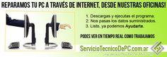 servicio tecnico de pc reparacion online