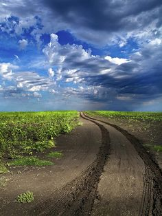 Horizon Road by Phil Koch. Milwaukee, Wisconsin