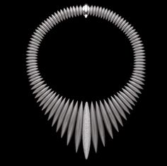 Massimiliano Bonoli - Design Collier #titanium #jewel