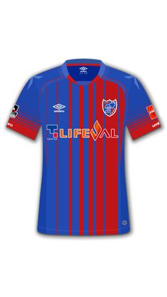 FC Tokyo 2017 Home