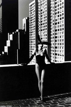 Helmut Newton. My fav photo of all time.