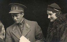 König Leopold III. & Königin Astrid von Belgien, King and Queen of Belgium | Flickr - Photo Sharing!