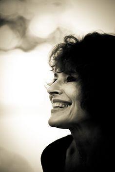 Fanny Ardant, immense actrice et le seul autographe que j'ai demandé dans ma vie un jour à Paris devant le Lutetia, magique !