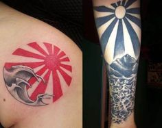 japanese martial arts tattoos - Google Search