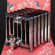 Paladin Churchill Cast Iron Radiator (350mm High) Medium Image