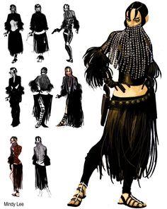 Concept Art Character Female Amazing female character #character - More Character Designs at Stylendesigns.com!