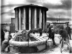 Tempio di Ercole 1895.