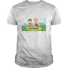 Two boys play soccer on a field T-Shirts #gift #ideas #Popular #Everything #Videos #Shop #Animals #pets #Architecture #Art #Cars #motorcycles #Celebrities #DIY #crafts #Design #Education #Entertainment #Food #drink #Gardening #Geek #Hair #beauty #Health #fitness #History #Holidays #events #Home decor #Humor #Illustrations #posters #Kids #parenting #Men #Outdoors #Photography #Products #Quotes #Science #nature #Sports #Tattoos #Technology #Travel #Weddings #Women