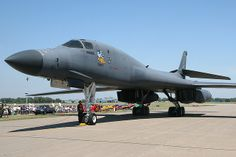 "U.S. Air Force 34th Bomb Squadron Rockwell B-1B Lancer ""Dakota Queen"" # 86-0139"