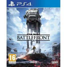 Star Wars Battlefront PS4 Game | http://gamesactions.com shares #new #latest #videogames #games for #pc #psp #ps3 #wii #xbox #nintendo #3ds