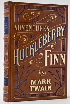 Adventures of Huckleberry Finn, by Mark Twain.  If you haven't read it, it's probably not what you think it is.  Not a children's book.