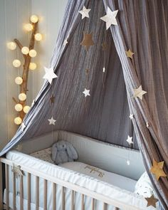 Baby Kinderzimmer Junge - Sneakpeak of the babyroom✨ Ønsker dere alle en fin dag! _____ - Baby World Baby Bedroom, Baby Room Decor, Nursery Room, Girl Nursery, Kids Bedroom, Nursery Decor, Pastel Nursery, Nursery Neutral, Baby Room Neutral