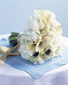 Bridal bouquet idea #wedding #flowers #bride #bouquet