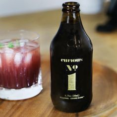 These Curious Elixirs Are What I Want to Drink When I'm Not Drinking Alcohol. Because non-alcoholic cocktails should be more than just juice and soda.