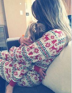 Christmas fashion printed cotton pajamas L741506