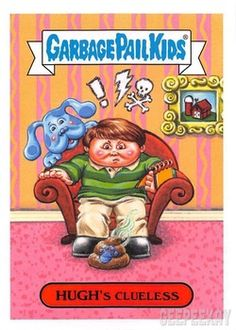 The Garbage Pail Kids Sticker Gallery for We Hate the TV features hi res images of every sticker in the subset! Thug Life Quotes, Garbage Pail Kids Cards, Photography Pics, Cabbage Patch Kids, Kids Stickers, Chalkboard Art, Vintage Toys, Childhood Memories, Hate
