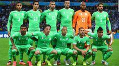 Skuad Alzajair ( Piala Afrika 2017 )