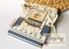 Babeczki w kolorze blue - przepiśnik – Przepiśniki – Artillo