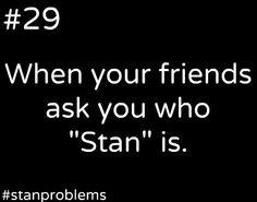 Stan problem