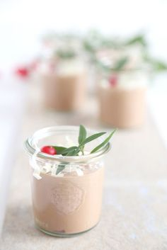 Chocolate Peppermint Mousse