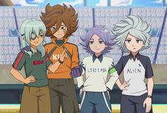 """MY INAZUMA ELEVEN WORLD"" : Photo"