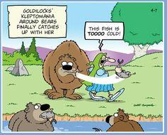 GOLDILOCKS & the Three Bears / Tundra Comics