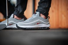 A street icon comes to the course👟🤩.  Nike Golf Air Max 97 G Silver Bullet is now available online & in-store. Act fast as the sizes are beginning to sell out🔥⛳️🏃‍♂️ _______ #Nike #NikeGolf #AirMax #AirMax97G #SilverBullet #golfkicks #NikeAirMax #golfshoes #nikeshoes #nikefootwear #nikegolfclub #golfshopdubai #golfaddict #golfoutfit #teamnike #golfstyle #golfwear #golfinDubai #golf #eGolfDubai #eGolf #eGolfMegastore