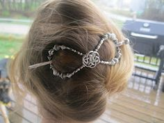 Lilla Rose Flexi Clip...I'm still not totally sold on them, but I might be willing to try them!