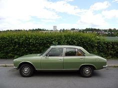 1977 Peugeot 504 GL – Old Norway