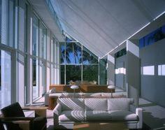 Em foco: Richard Meier,Neugebauer House, Naples, Florida. Image © Scott Frances…