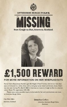 Claire poster  **would love to have one.  maybe I'll check the poster sites.  DeR
