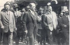 23 AĞUSTOS 1928 ATATÜRK TEKİRDAĞ'DA