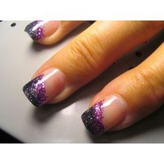 Easy DIY Nail Art Designs found on Polyvore