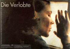 "Plakat Die Verlobte"" (1979 - 1980) Co-Directed by Gunter Reisch and Gunther Rucker Country of Production: East Germany"