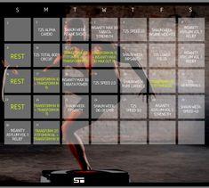 Transform 20 Meal Plan | Transform 20 - Shaun T | Weight ...