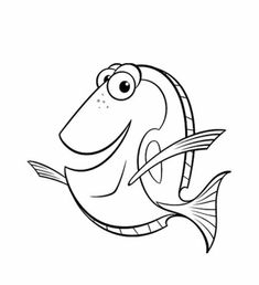 coloring pages of finding nemo a splendid animated adventure