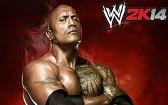 WWE 2K14 wallpaper: The Rock