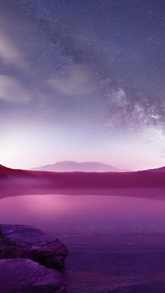 Purple-Lake-iPhone-6-wallpaper