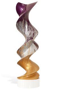 Ai WeiWei helix-based sculpture